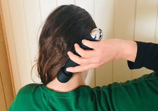 Magic Wand Neck Massage
