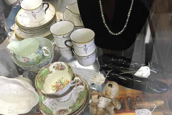 antique china and dildos